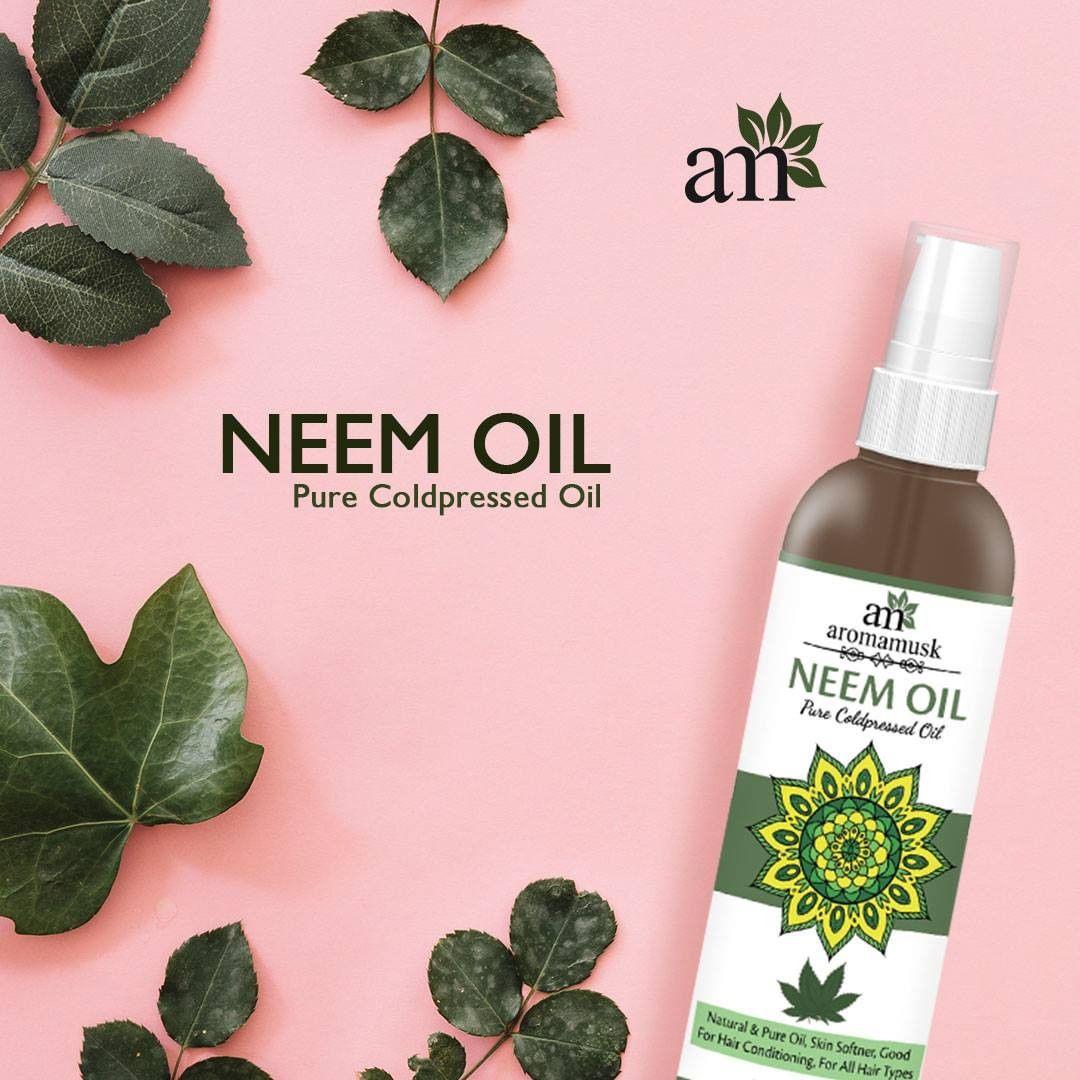 100% Pure Neem Oil 100ml